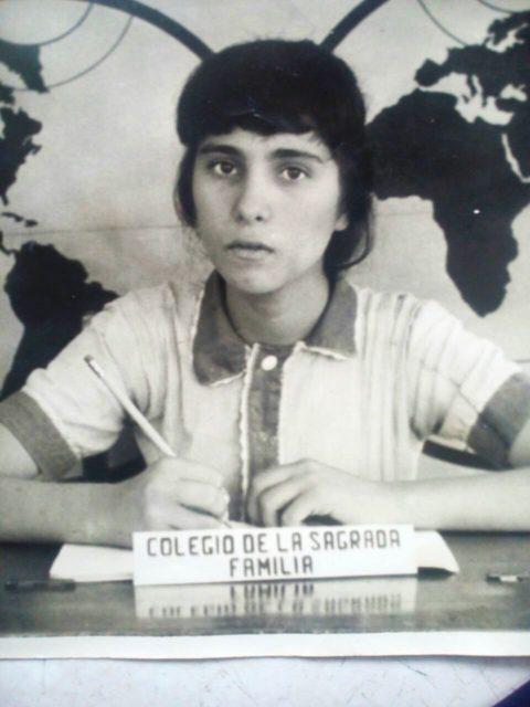 Doris David - Estudiante