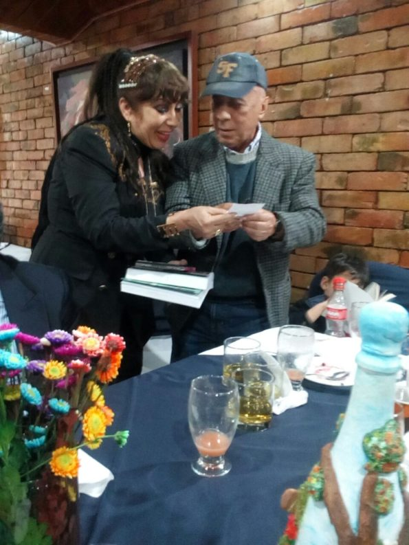 Doris David y Alfonso Lizarazo