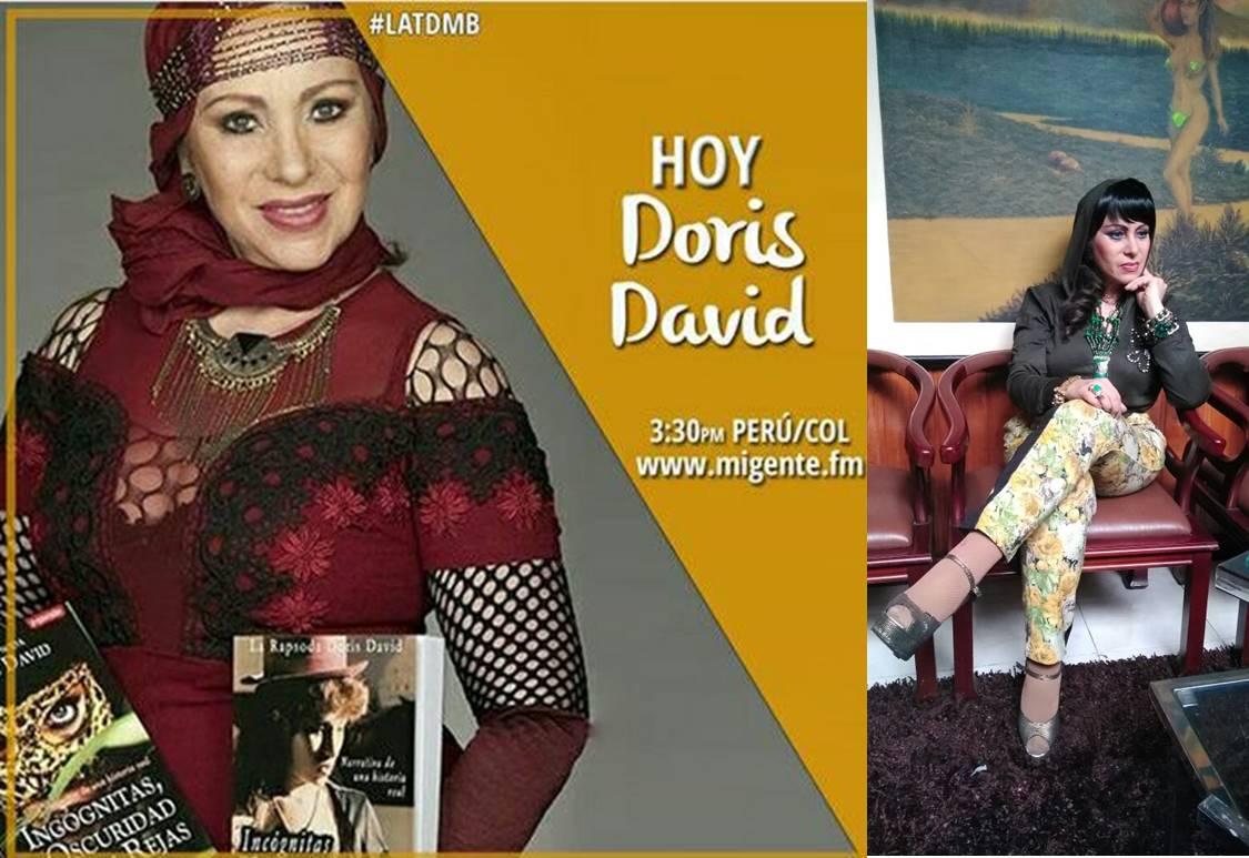 Doris David Escritora